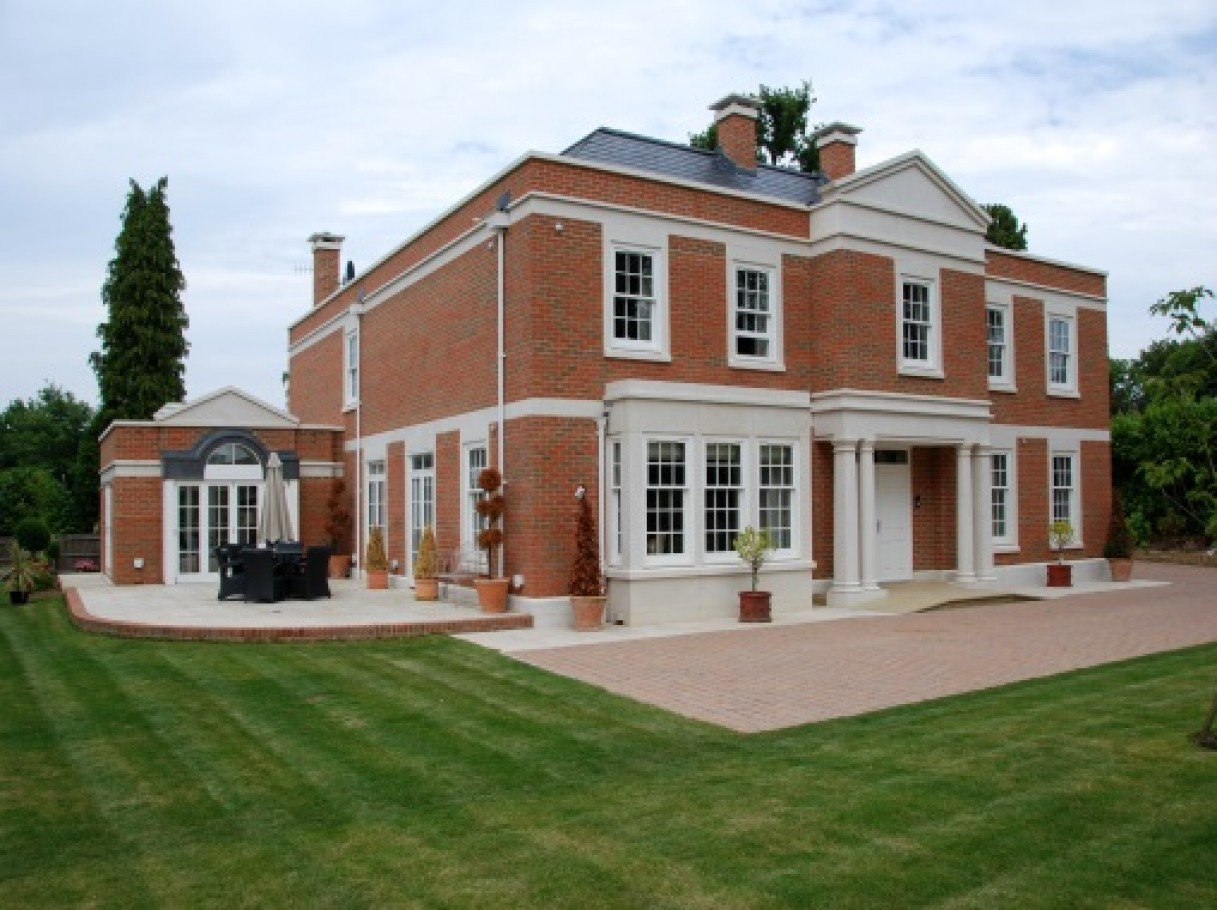 New House, Dormans Park, Surrey