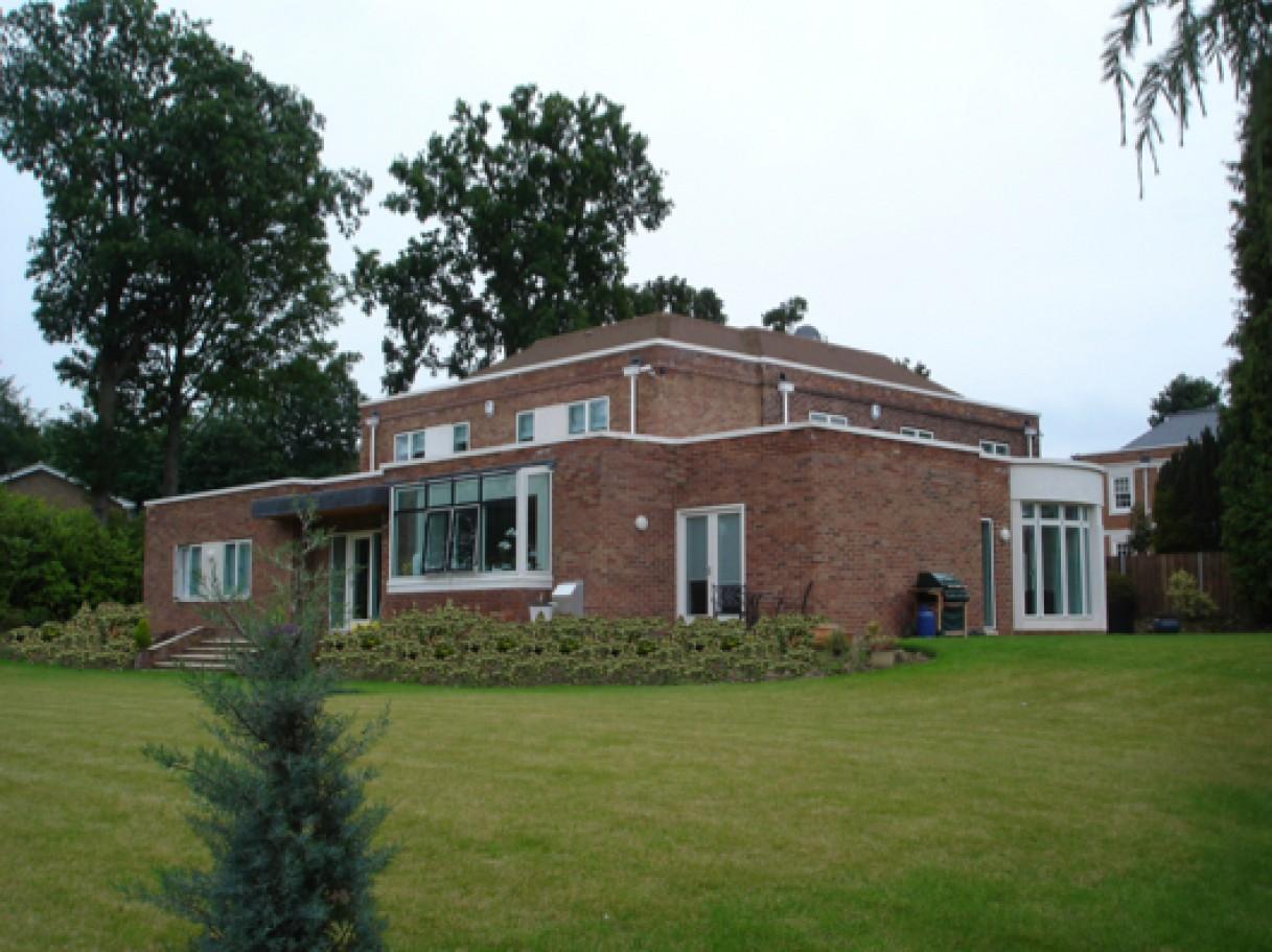 House Extension, Dormans Park, Surrey