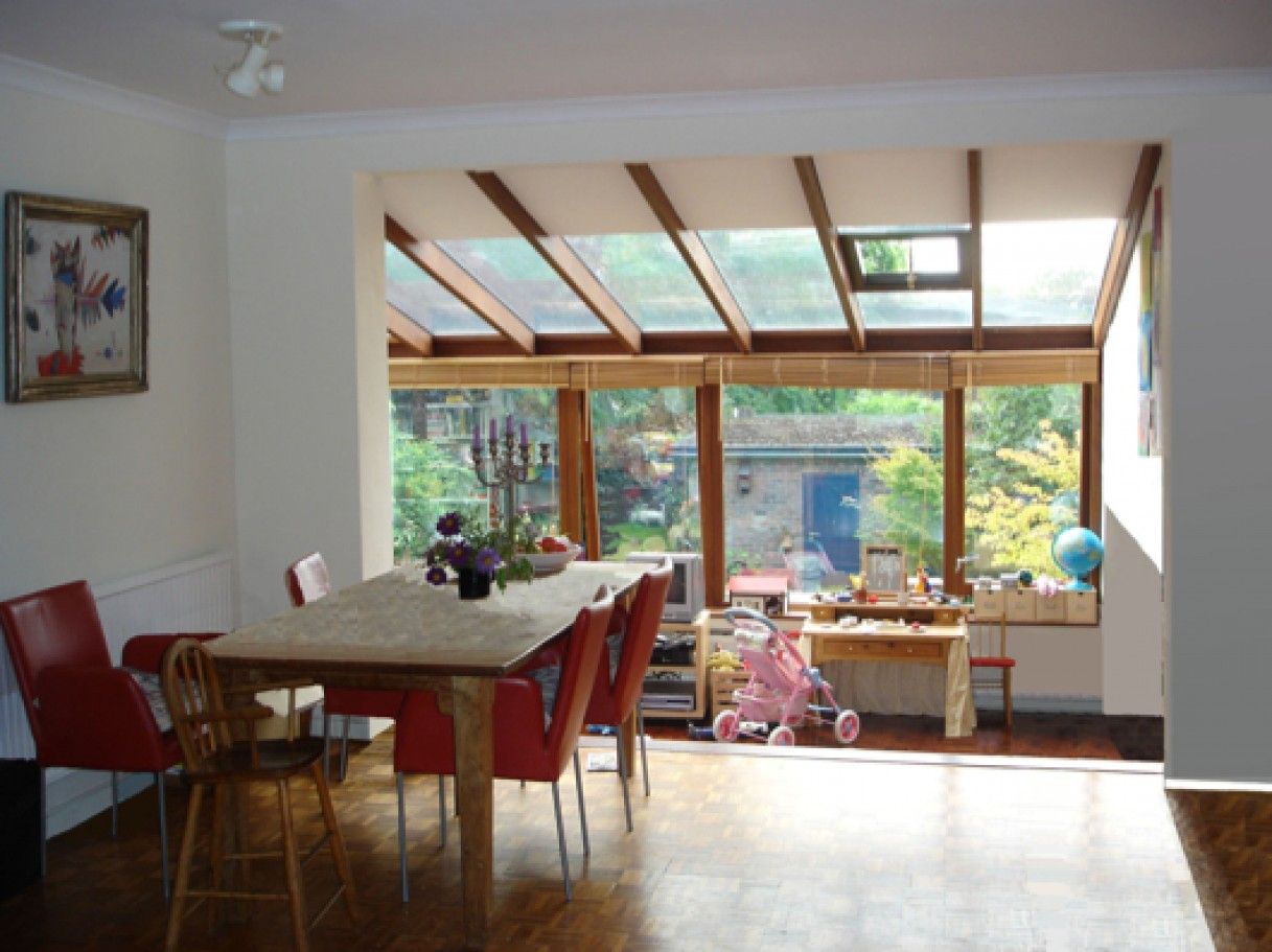 House Extension, Forest Row, East Sussex