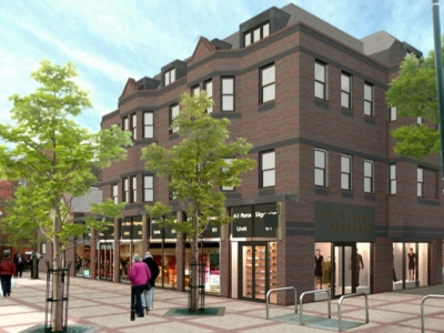 Mixed Use Conversion, Wokingham, Berkshire