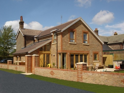 House Extension in Conservation Area, West Hoathly, West Sussex