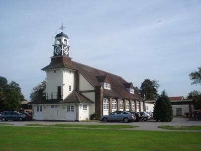 Village Hall Conversion, NCYPE, Lingfield, Surrey