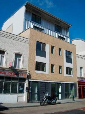 Mixed Use Development, London