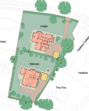 Residential Masterplan, Dormans Park, Surrey