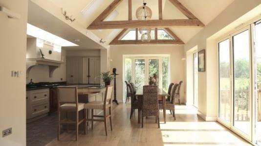 House Extension, Colemans Hatch, East Sussex