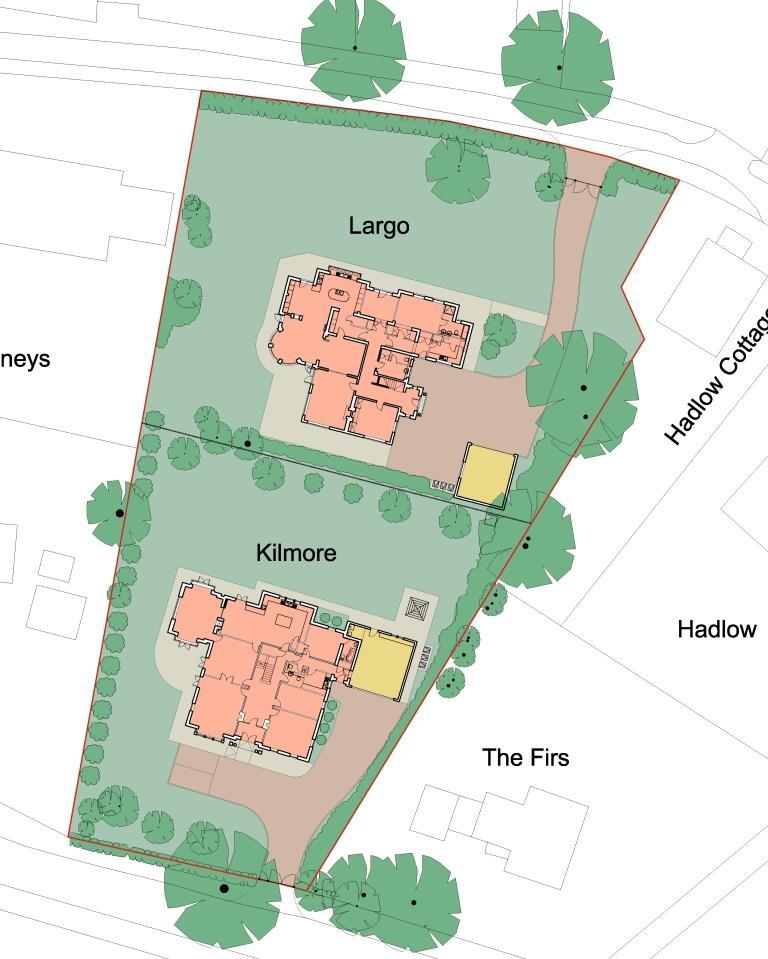 Residential Masterplan, Dormans Park, Surrey
