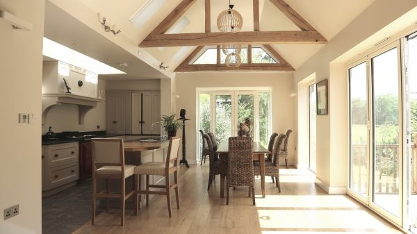 House Extension, Colemans Hatch, East Sussex
