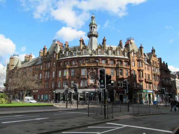 Charing Cross Mansions, Glasgow