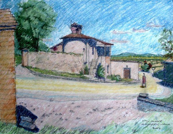 Montestigliano, Brenna, Sketch 2