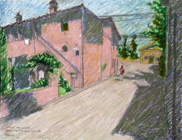 Montestigliano, Brenna, Sketch 3