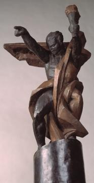 Flame of the Revolution, Mukhina Ignatyevna 1922-23