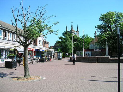 Hailsham, Wealden photo Charlesdrakew