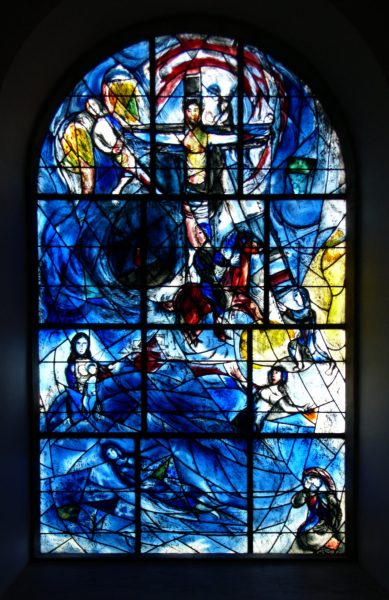 All Saints' Church Tudeley East Window photo: Peter Klaus