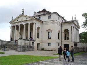 Villa Capra ('La Rotunda')
