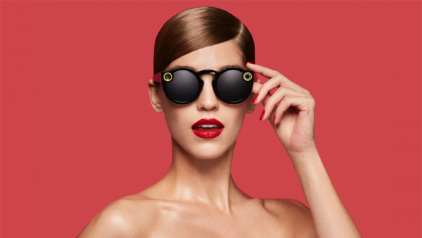 Snapchat video record spectacles