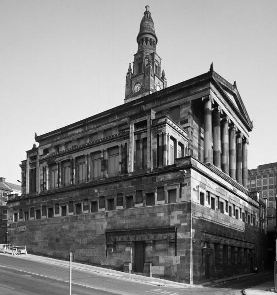 St Vincent Street United Presbyterian Church, Glasgow
